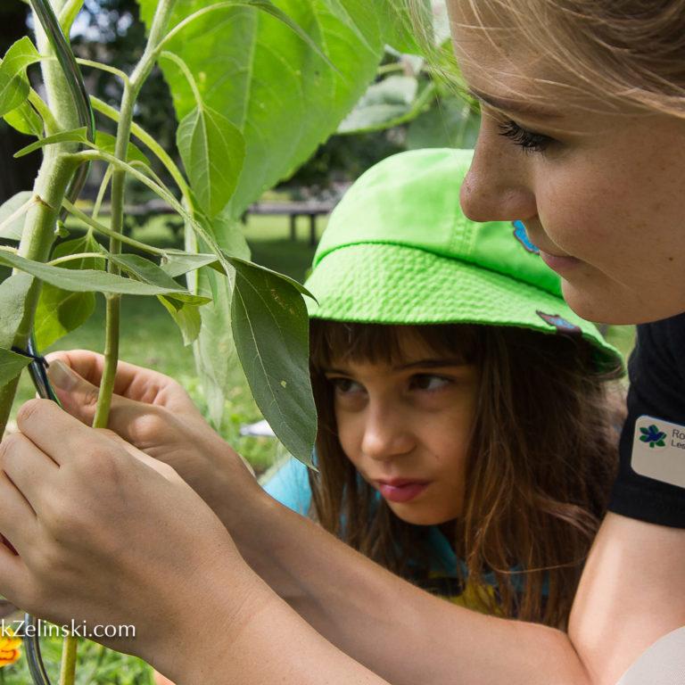 Staff Gardening With Children