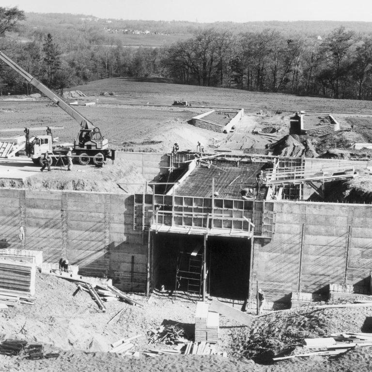 Building Hendrie Park Underpass Archival