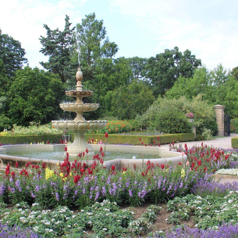 Hendrie Park Scented Garden Fountain