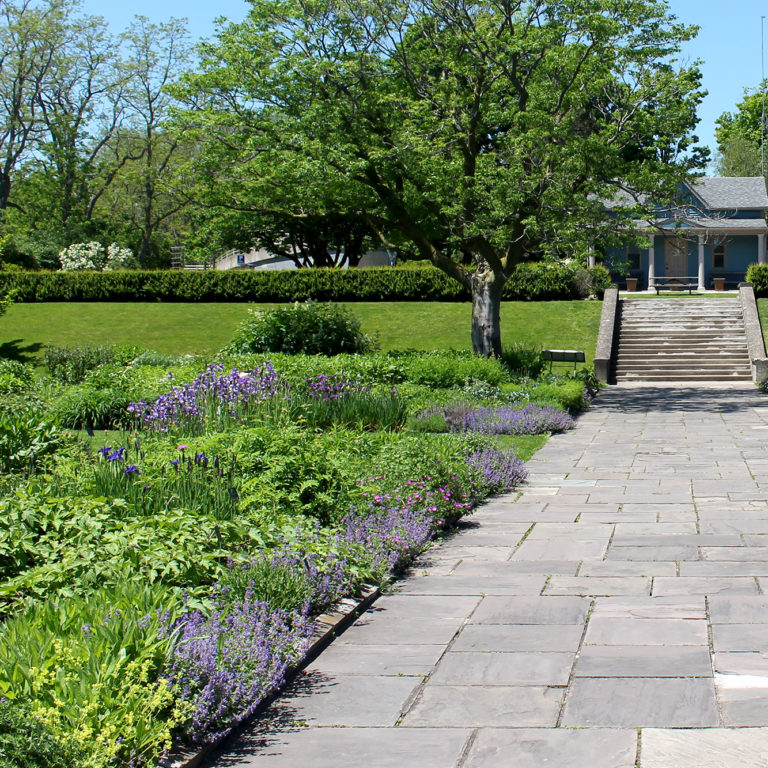 Laking Garden Perennial Borders