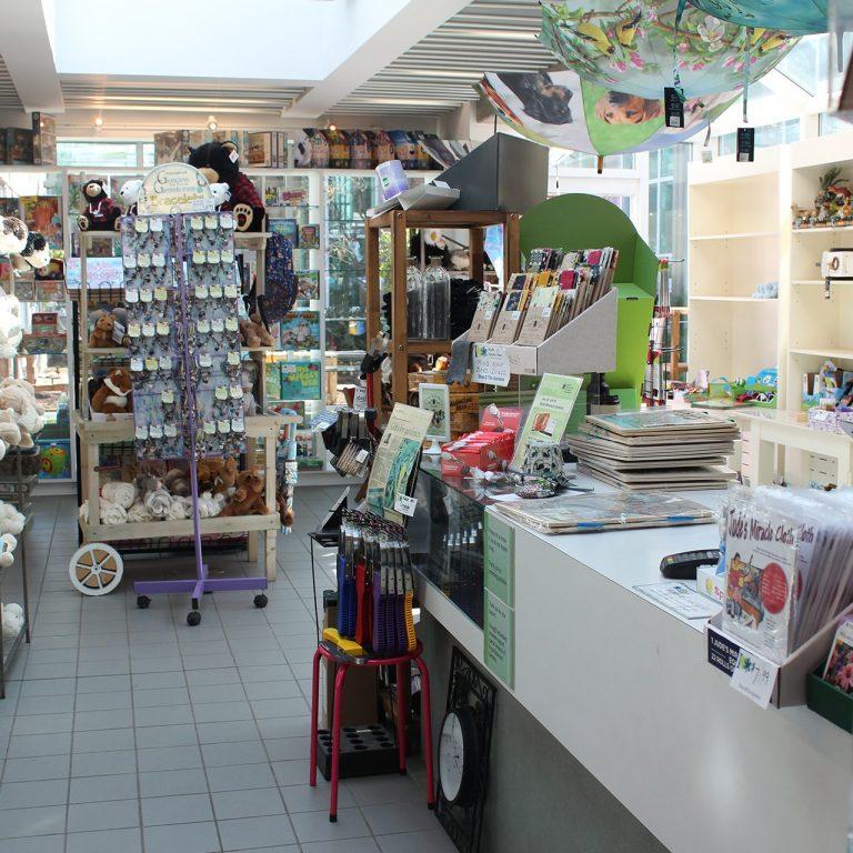 shop at the gardens interior