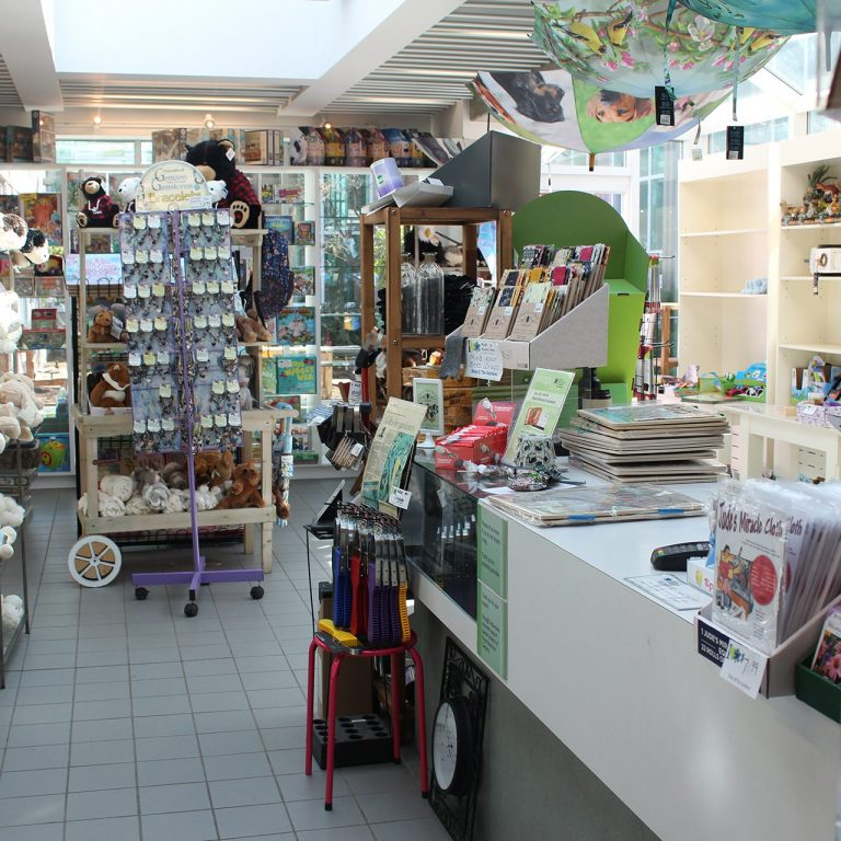 shop at the gardens interior